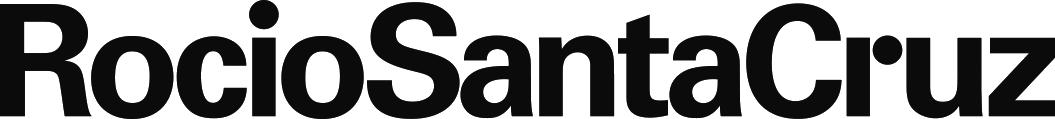 Logo nuevo RocioSantaCruz 2020